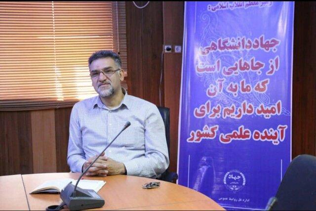 انتصاب رییس مرکز رشد فناوریهای نوین سلامت جهاددانشگاهی خوزستان