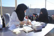 اعزام اکیپ پزشکی به مناطق محروم باغملک