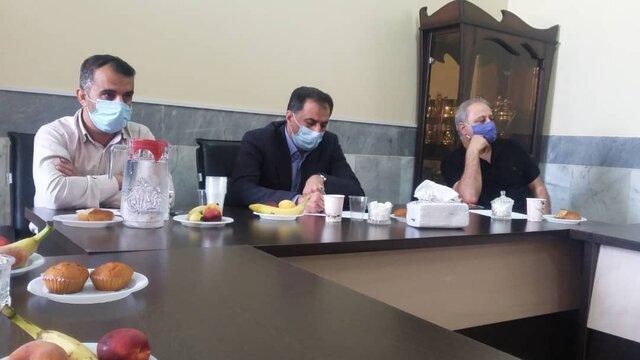 وضعیت مجموعه ورزشی ۱۶ هکتاری، مظلومیت خوزستان را میرساند