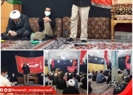 نشست دکتر قالیباف و مهندس یوسفی با نمایندگان گروههای جهادی و فعالین مذهبی شهرستان اهواز