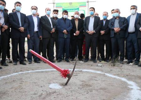 عملیات اجرایی ۳۲ کلاس درس در شهرستان بهبهان آغاز شد