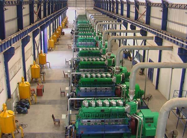 بهرهبرداری از ۲ واحد نیروگاهی تولید پراکنده برق در خوزستان