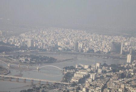 پاییز خشک و آلوده خوزستان / زمستان سردی در پیش است