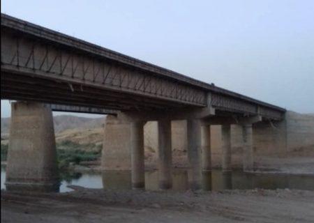 ساخت پل بتنی شور عقیلی تا کنون نود و پنج درصد پیشرفت فیزیکی داشته است