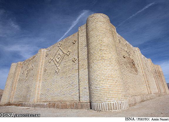 تعیین حریم پنج اثر غیرمنقول تاریخی خوزستان