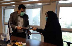 انعقاد تفاهمنامه میان کانون وکلای دادگستری واداره کل زنان خوزستان