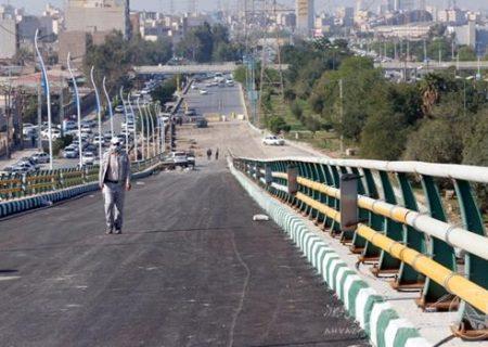 تقاطع غیرهمسطح شهید کجباف در آستانه افتتاح(گزارش تصویری)