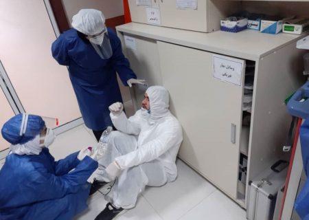 قامت خمیده کادر درمان خوزستان زیر بار سنگین کرونا