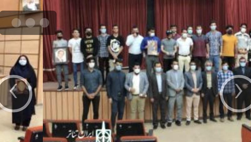 جلسه تودیع و معارفه رئیس انجمن هنرهای نمایشی باغ ملک برگزار شد