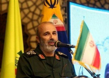 هشدار قاطعانه جانشین سردار قاآنی به رژیم صهیونیستی