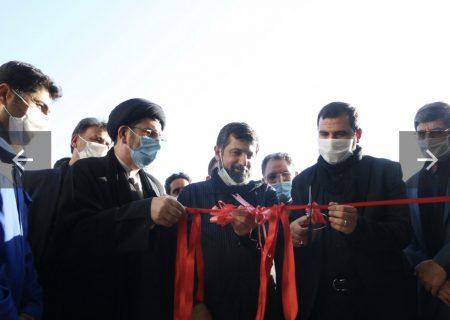 افتتاح چند پروژه عمرانی و اشتغالزایی به مناسبت هفته دولت در دزفول