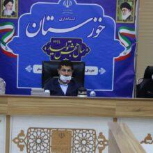 استاندار خوزستان: بانوان در دوران دفاع مقدس از همه چیز گذشتند و فرزندان خود را به دفاع از ایران تشویق نمودند