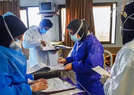 فوت ۹۸ بیمار کووید۱۹ در شبانه روز گذشته/ ۶۸۳ بیمار جدید بستری شدند