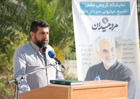 عکاسان در ثبت تشییع شهید سلیمانی نقش ارزندهای داشتند