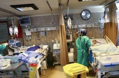 تلفات کرونا در آستانه ۳ رقمی شدن: در ۲۴ ساعت گذشته، ۹۴ هموطن جان خود را از دست دادند