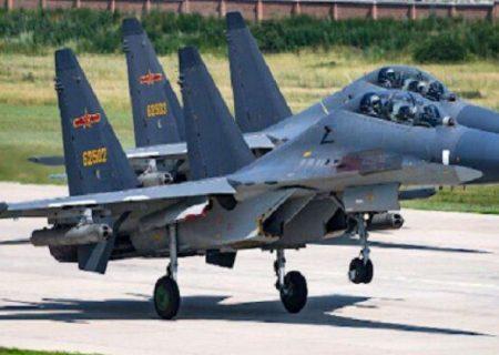 ورود ۲۵ جنگنده چینی به خاک تایوان/ احتمال افزایش تنشها