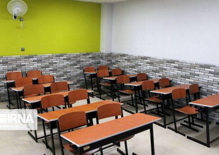 افتتاح ۶۷۰ کلاس درس در خوزستان همزمان با سراسر کشور