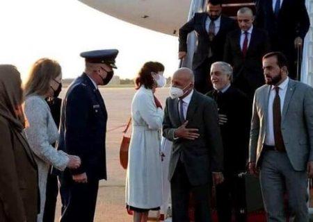 سفر بیدستاورد اشرف در واشنگتن؛تحقیر افغانستان
