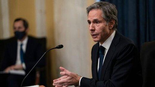 اظهارات تازه بلینکن در کمیته سیاستخارجی سنا علیه ایران