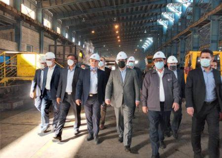 معاون اقتصادی وزیر کشور:  بیش از ۲۵ درصد واحدهای تولیدی خوزستان غیرفعال هستند