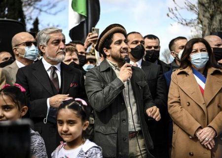 فرزند احمدشاه مسعود برای رویارویی با طالبان آماده میشود