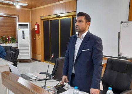 رییس هیات ورزشهای همگانی خوزستان انتخاب شد