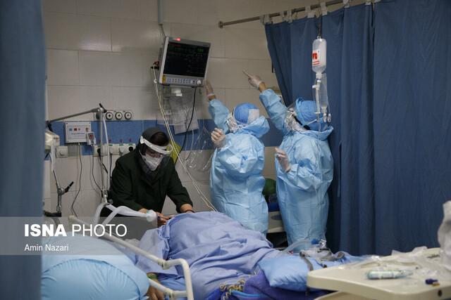 رئیس بیمارستان خبر داد  تکمیل ظرفیت بیمارستان امیرالمومنین(ع) اهواز / نگهداری بیماران در اورژانس